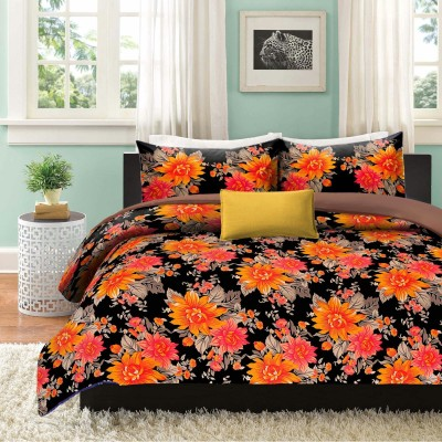 garima 7 star Cotton 3D Printed Double Bedsheet