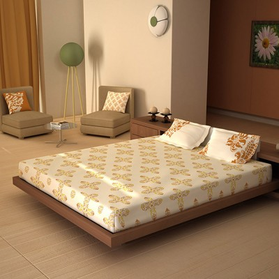 House This Cotton Floral Double Bedsheet