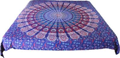 Vida Cotton Printed Double Bedsheet