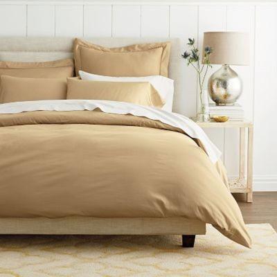 Dreamscape Polycotton Plain Double Bedsheet