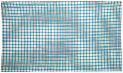 CPM HANDLOOM Cotton Checkered Single Bedsheet