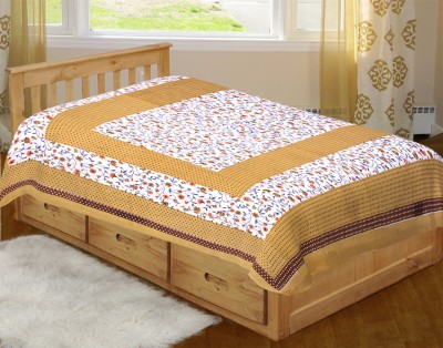 Bedding King Cotton Floral Single Bedsheet