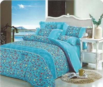Exotic Polycotton Cartoon Double Bedsheet