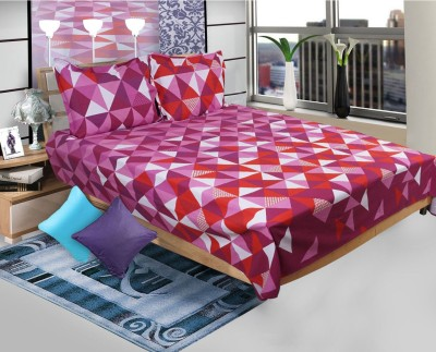 Shayan Cotton Printed Double Bedsheet