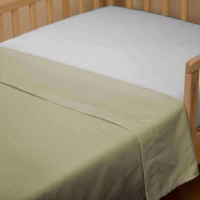R home Cotton Plain Single Bedsheet