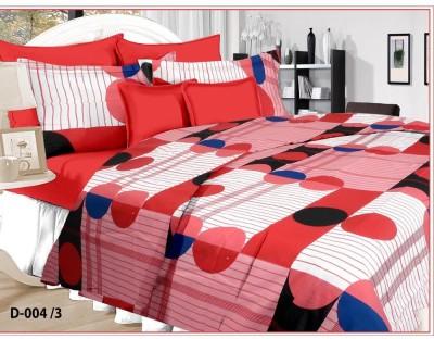 Maru Ghar Cotton Printed Double Bedsheet