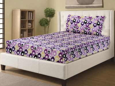 Desi Connection Cotton Printed Single Bedsheet