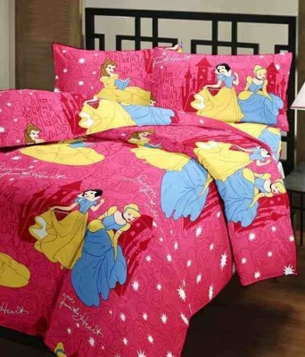 Relax Feel Cotton Printed Single Bedsheet