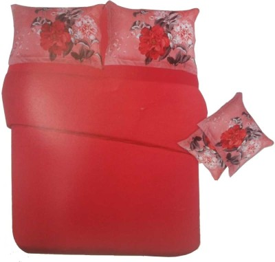 By Briana Cotton Abstract King sized Double Bedsheet