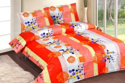 Royal Choice Cotton Floral Double Bedsheet