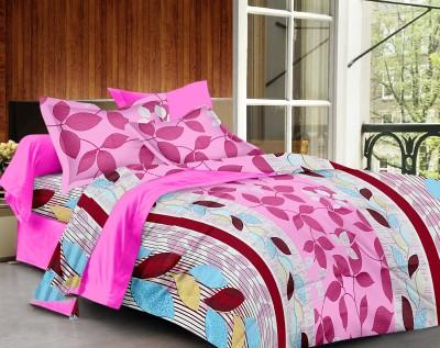 Classic Furnishing Plus Cotton Paisley Double Bedsheet