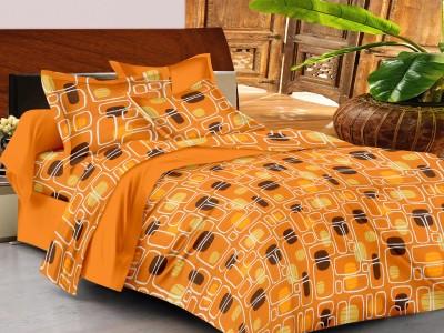 Casa Basics Cotton Paisley Queen sized Double Bedsheet