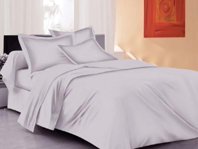 Classic Furnishing Plus Cotton Plain Double Bedsheet