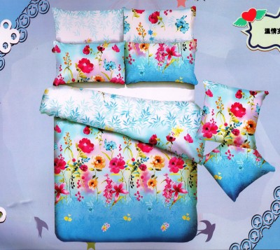 Melody Cotton Floral Double Bedsheet