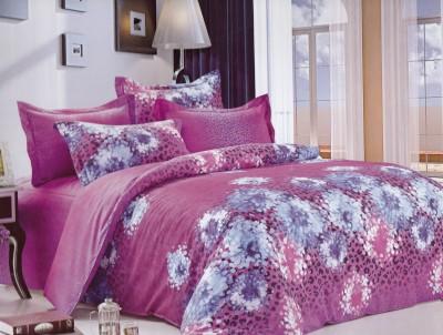 Aspire Inc Cotton Floral Double Bedsheet