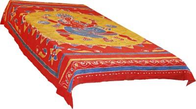 Vida Cotton Printed Single Bedsheet