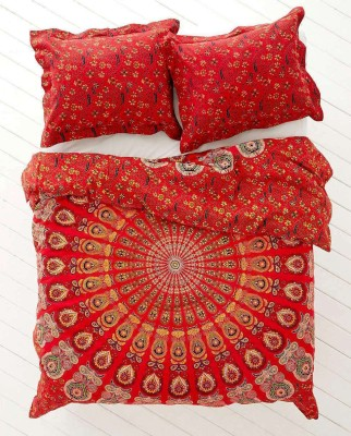 Fashion fab Cotton Floral Queen sized Double Bedsheet