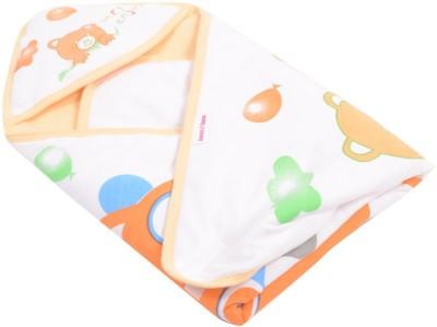 Kinder And Tender Cotton Printed Single Bedsheet