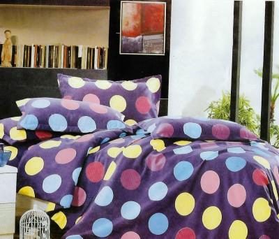 Linea Polycotton Polka Double Bedsheet