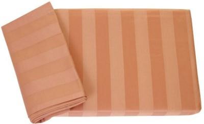 C Cotton Striped Single Bedsheet
