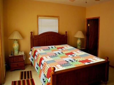 Snehkriti Cotton Abstract Single Bedsheet