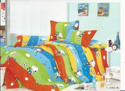 Sassoon Cotton Cartoon Double Bedsheet