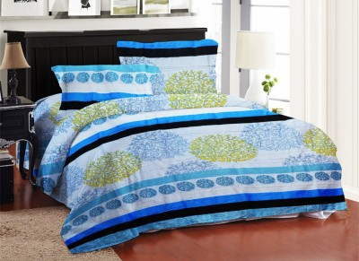 Dreaming Cotton Polycotton Abstract Double Bedsheet