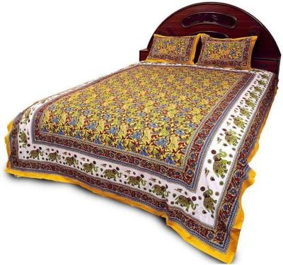 Cat Eye Export Cotton Animal Single Bedsheet