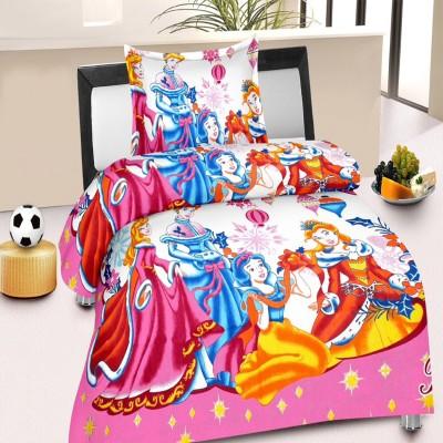 Always Plus Cotton Cartoon Single Bedsheet