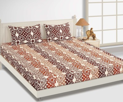House This Cotton Printed Double Bedsheet