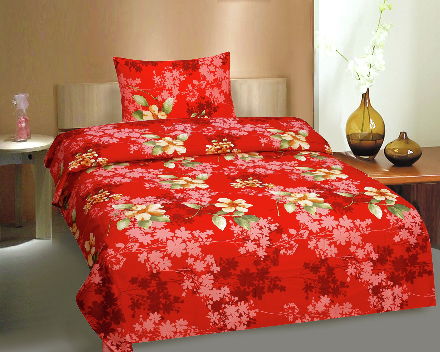 Flipkart - Single Bedsheets At Just Rs.249