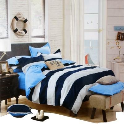 RKPRODUCT Cotton Plain Double Bedsheet