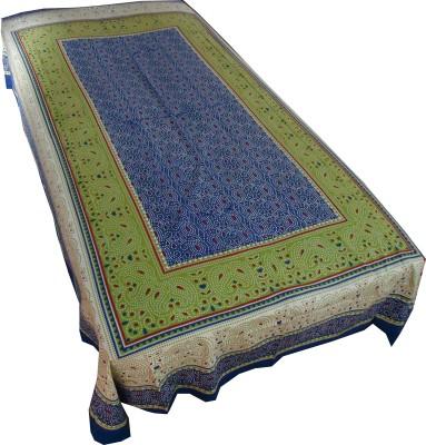 Jaipur Art and Craft Cotton Geometric Single Bedsheet