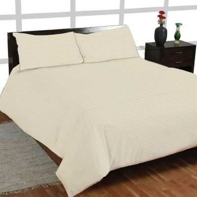 Madhavs Satin Double Bedsheet