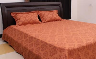 Elan Cotton Floral King sized Double Bedsheet