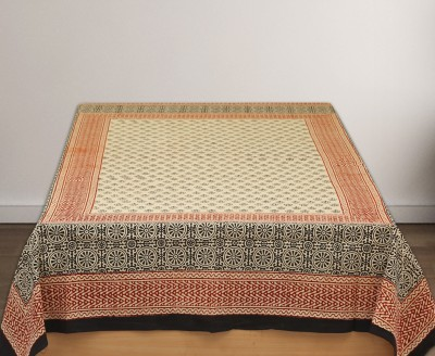 Touch Feel Cotton Motifs Single Bedsheet
