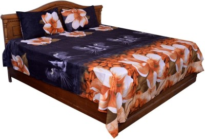 GraceDiva Polycotton Animal Double Bedsheet