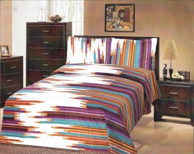 Goodwill Cotton Plain Queen sized Double Bedsheet
