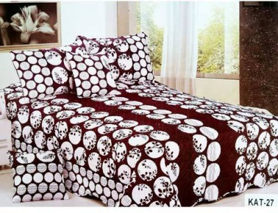 Tulaasi Cotton Plain Double Bedsheet