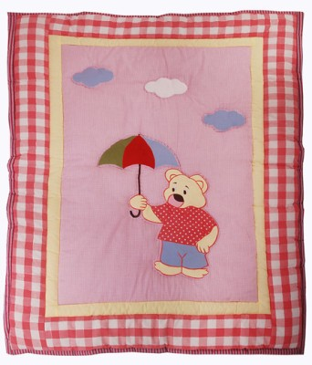Small Wonder Cotton Queen sized Double Bedsheet