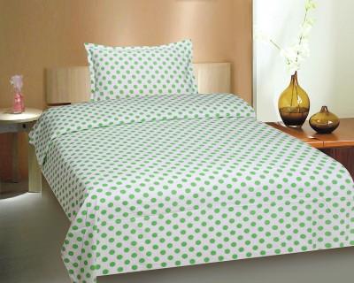 Ctm Textile Mills Cotton Floral Single Bedsheet