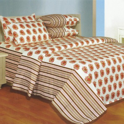Looms of India Cotton Double Bedsheet