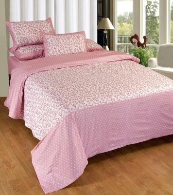 Decor Vatika Cotton Paisley Double Bedsheet