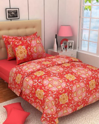 Zyne Polycotton Abstract Double Bedsheet