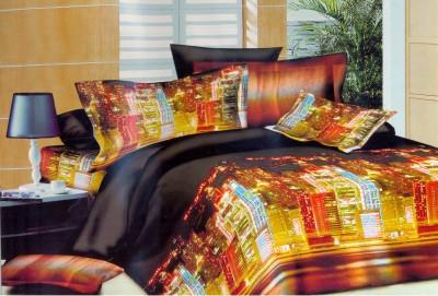 Maharaja Craft Cotton Printed Double Bedsheet