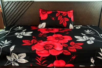 Ramabhakta Cotton Abstract Single Bedsheet
