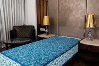 ROYAL JAIPURI Cotton Printed Single Bedsheet(Single bedsheet, Multicolor)