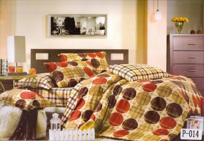 Welhouse India Cotton Abstract Single Bedsheet