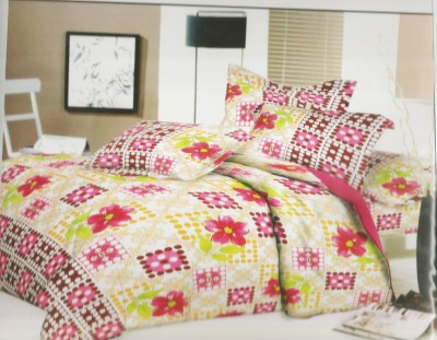 Rana Baby and Bedding needs Cotton Floral Double Bedsheet