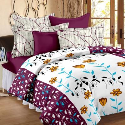 Story @ Home Cotton, Satin Bedding Set
